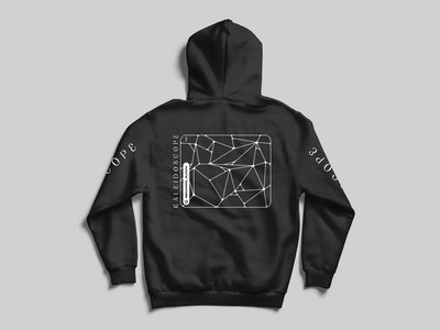 Kaleidoscope Hoodie (Black) main photo