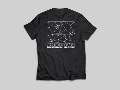 Kaleidoscope T-Shirt (Black) (Shipping August 30th) main photo