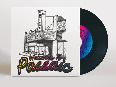 Welcome to Passaic 7-inch main photo