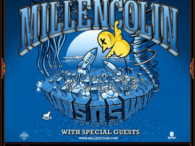 Millencolin/I Am The Owl/Came and Took It @ Hodi's 9/10 main photo