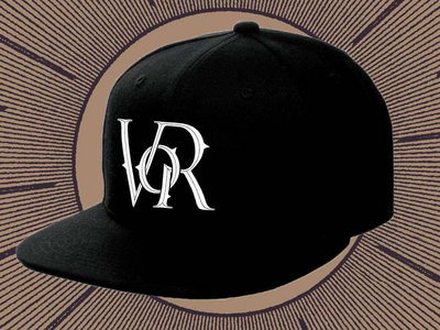 "Snapback ""VOR"" (black) main photo"