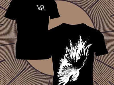 "T-Shirt ""Rotting Crows"" (black) main photo"
