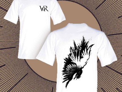"T-Shirt ""Rotting Crows"" (white) main photo"