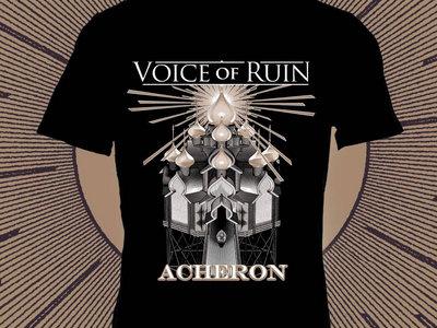 """T-Shirt """"Acheron"""" (black) main photo"""