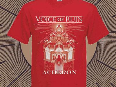 "T-Shirt ""Acheron"" (red) main photo"