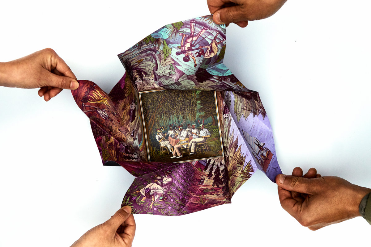 Little Nocturnes Limited Edition Cd In Poster Fold Cast