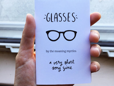 "Mini Zine - ""Glasses"" main photo"
