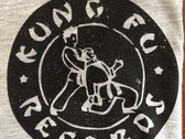 The Official Kung Fu Records Tee photo