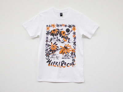 MILK! RECORDS Flowerbed Rock - Mel Grisa [ARTIST SERIES] T-SHIRT main photo