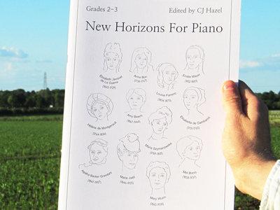 New Horizons For Piano: Grades 2-3 main photo