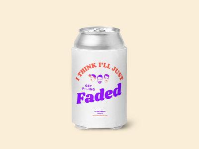 Faded Beer Koozie main photo