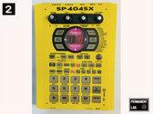 SP-404SX custom skin  [simple color] - waterproofing photo