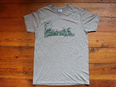"""T-Shirt """"Riot"""" (Grey or Green) main photo"""