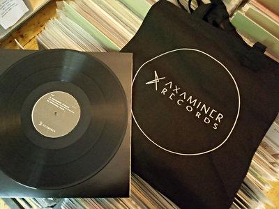 Vinyl  + Bag main photo