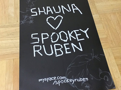 Shauna - b&w Poster main photo