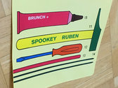 Spookey Sticker Pack photo