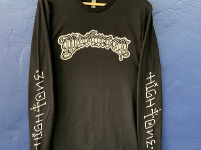 Limited HIGH TONE Long Sleeve Shirt + NTTG Patch main photo