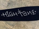Limited HIGH TONE Long Sleeve Shirt + NTTG Patch photo