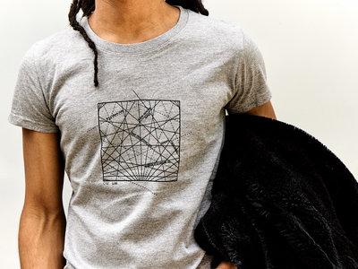 Poem T-shirt (Grey) main photo