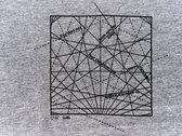 Poem T-shirt (Grey) photo