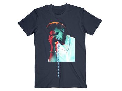 God's Favorite Customer Cover Black T-Shirt main photo