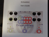 Beautiful (Like New) Pigtronix Echolution Effects Unit + Echoes In Space 4.2 GB Sound Library photo