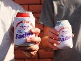 Faded Beer Koozie photo