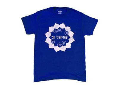 21 Taras Blue Lotus T-Shirt w/ Free 'Change' - Album Download main photo