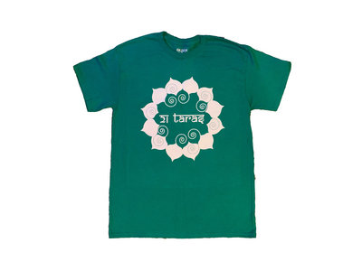 21 Taras Green Lotus T-Shirt w/ Free 'Change' - Album Download main photo