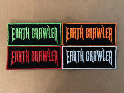 Iron-On Patches (Assorted Colors) main photo