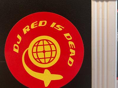 DJ Red Worldwide sticker main photo