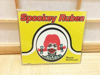 Spookey Ruben - Wendy McDonald [CD-Single] main photo