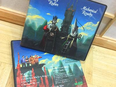 Spookey Ruben - Mechanical Royalty 'Special EP' main photo