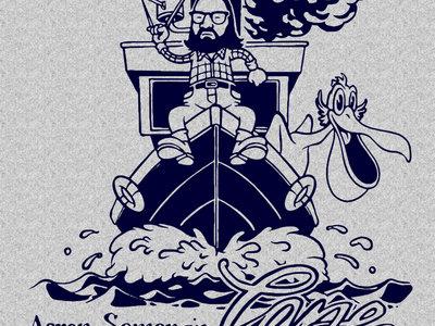 "T-Shirt - ""Steamboat Aaron"" main photo"