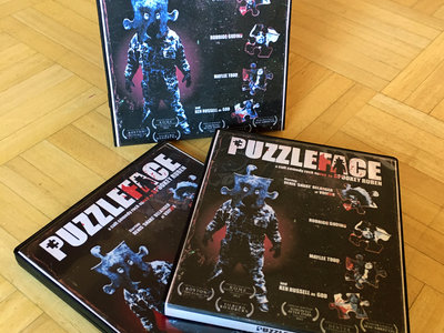 PUZZLEFACE - Limited edition DVD main photo