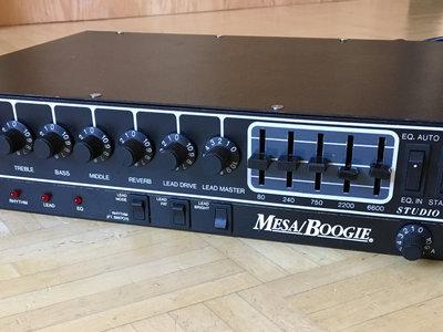 MESA/BOOGIE Studio Preamp main photo