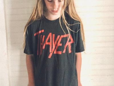 THAYER SLAYER t shirt main photo