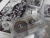 """Elfenbloed """"Voor den eer van ons geschied..."""" cassette photo"""