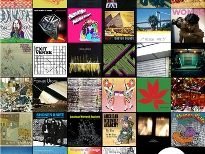 Damnably CD lucky dip - 5 CD albums for £20 main photo