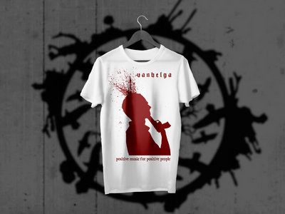 Happiness T-shirt (RED) main photo