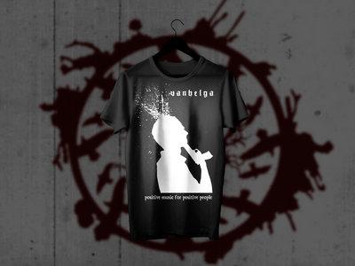 Happiness T-shirt (BLACK) main photo