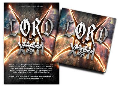 ProgPower USA XVII CD + Video Download main photo