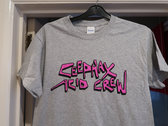 Ceephax Acid Crew T-shirt photo