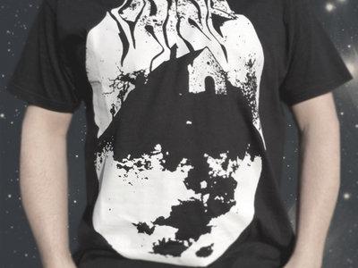 """Moon Wedding"" T-shirt/black main photo"