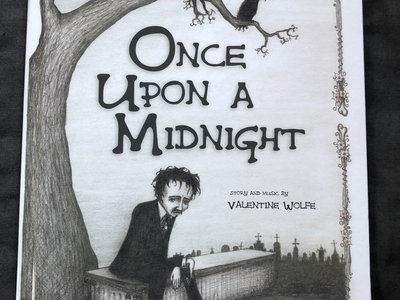 Once Upon A Midnight graphic novel main photo