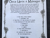Once Upon A Midnight graphic novel photo