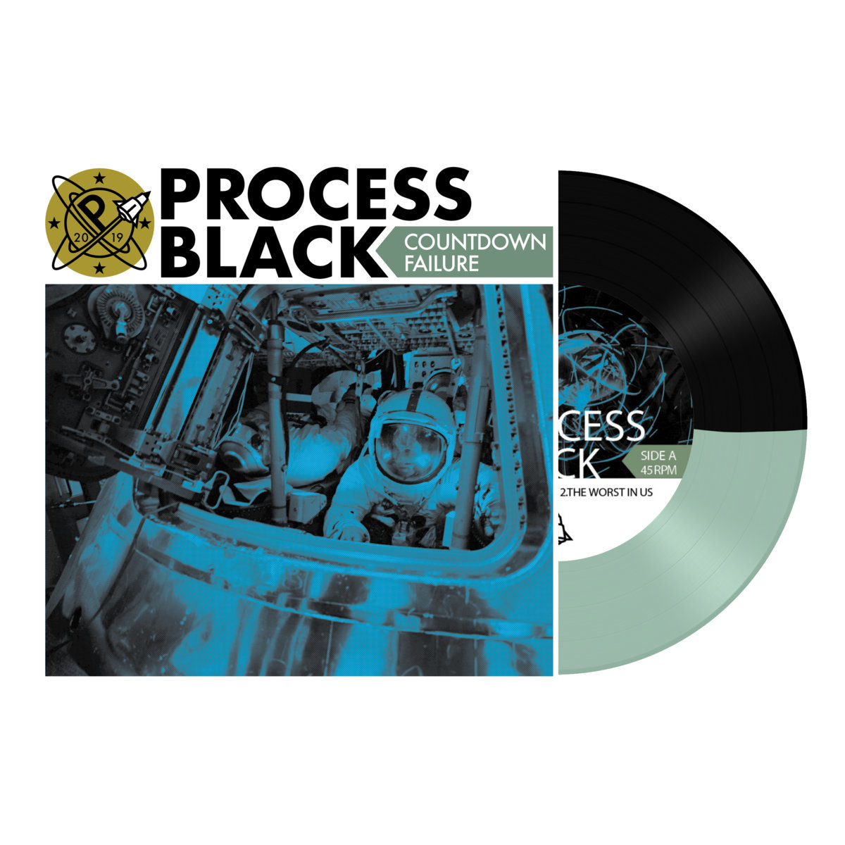 Countdown Failure | Process Black