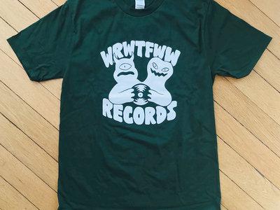 WRWTFWW Records T-Shirt // Various Colors main photo