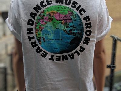 Dance Music From Planet Earth Tee - Repress Alert main photo