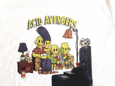 Acid Avengers Tee-Shirt main photo